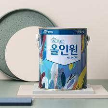 KCC페인트 숲으로 올인원 백색 3.78L 실내외용 (유광/반광/무광) 상품 이미지